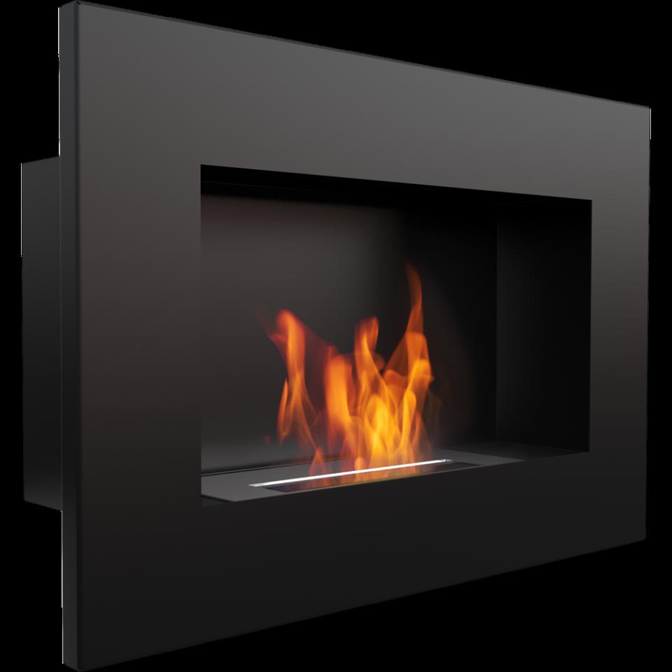 chimenea bioetanol delta negra el club del fuego - Chimenea De Bioetanol