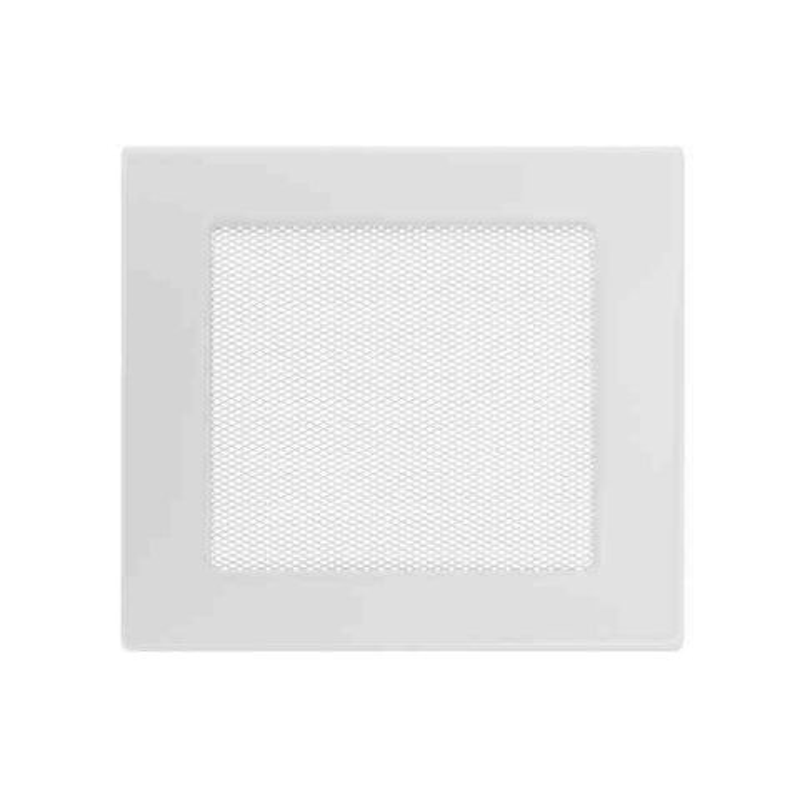 Rejilla frontal 17x17 blanca