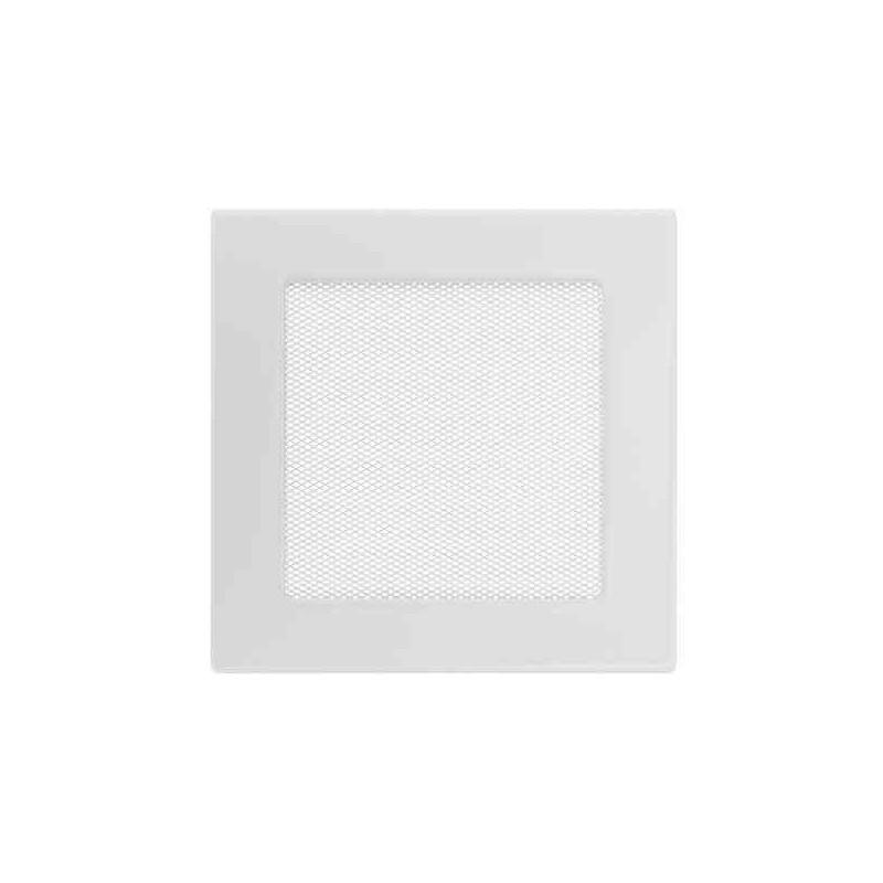 Rejilla frontal 22x22 blanca