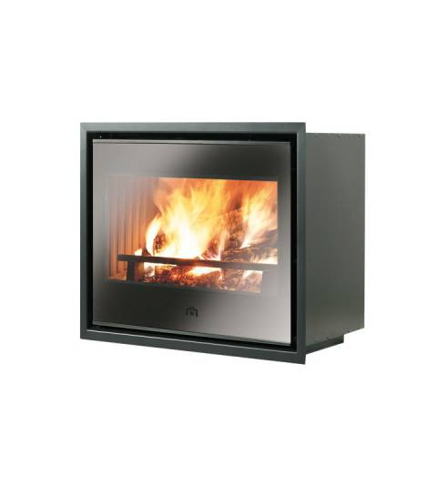 Insertable de leña Edilkamin Firebox Luce Plus 54