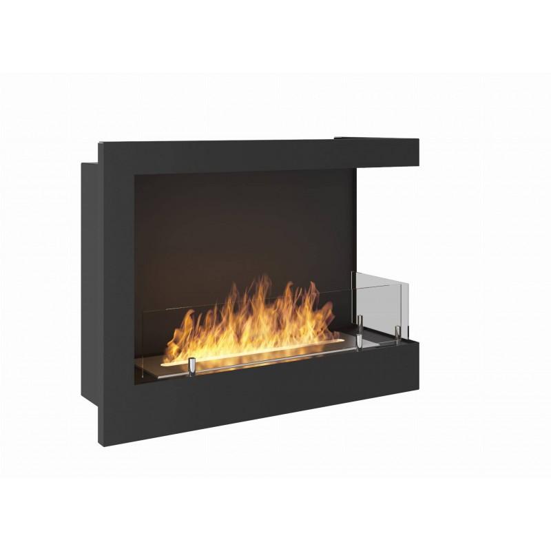 Simplefire Corner 600 - Lado Abierto Derecho