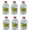 6 botellas de 2 litros de bioetanol Ethaline