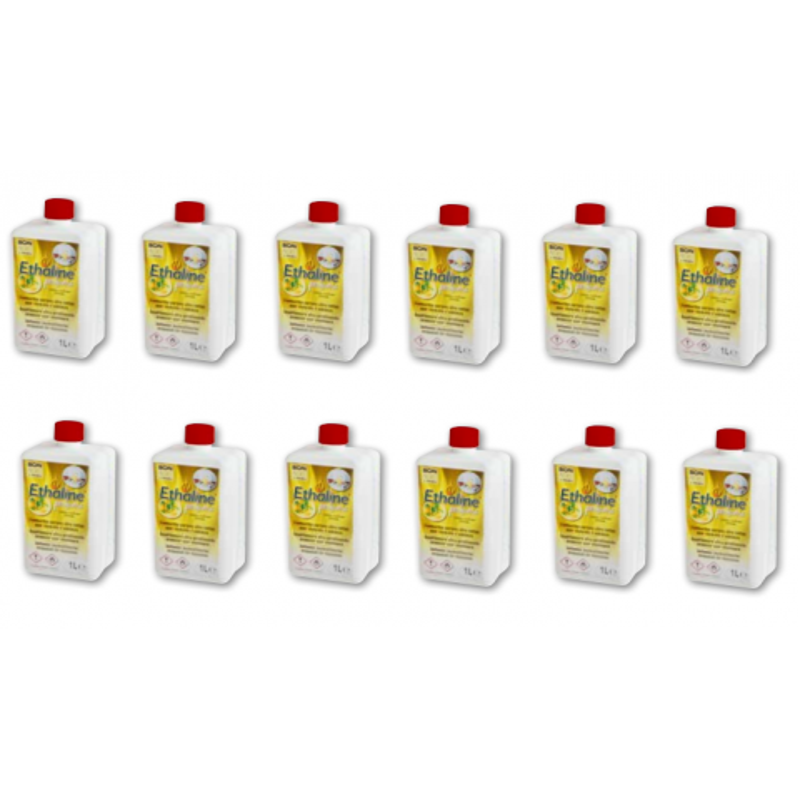 12 litros de bioetanol Ethaline