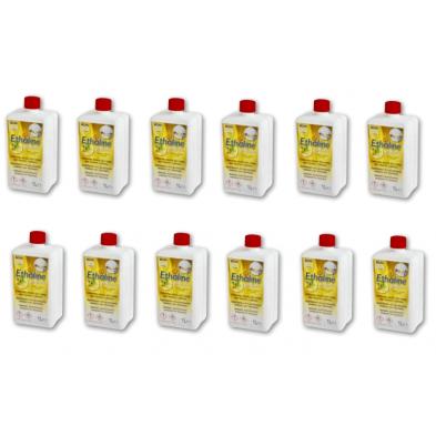 12 litros bioetanol Antimosquitos Ethaline Limón