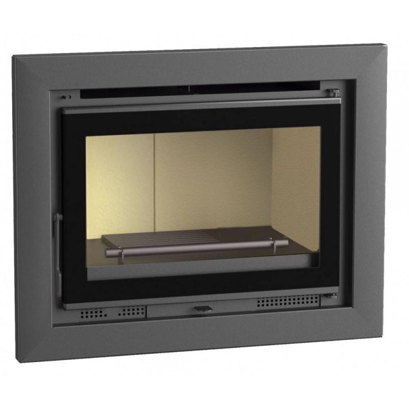 FM IT-180 cristal serigrafiado e interior en vermiculita