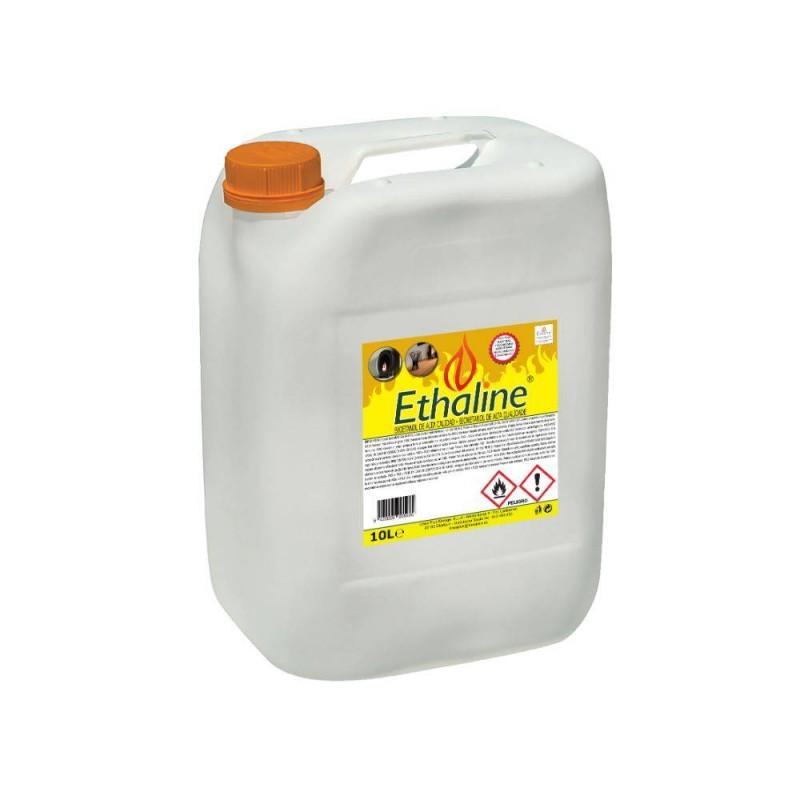Garrafa de bioetanol de 10L Ethaline