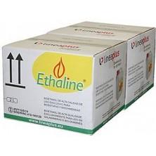 Caja 6 botellas de 2L de bioetanol Ethaline