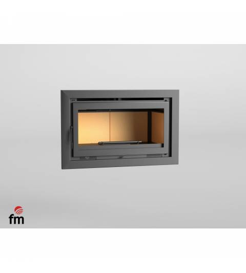 Insertable de leña FM IT-100