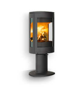 Jotul F 373 Advance Negra - El Club del Fuego