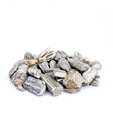 Piedras decorativas imitación corteza