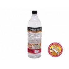 12 Litros de bioetanol con olor a leña