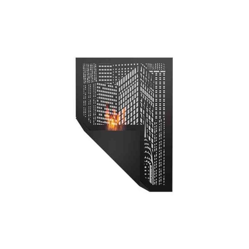 Chimenea de bioetanol de pared manhattan el club del fuego - Chimeneas bioetanol opiniones ...