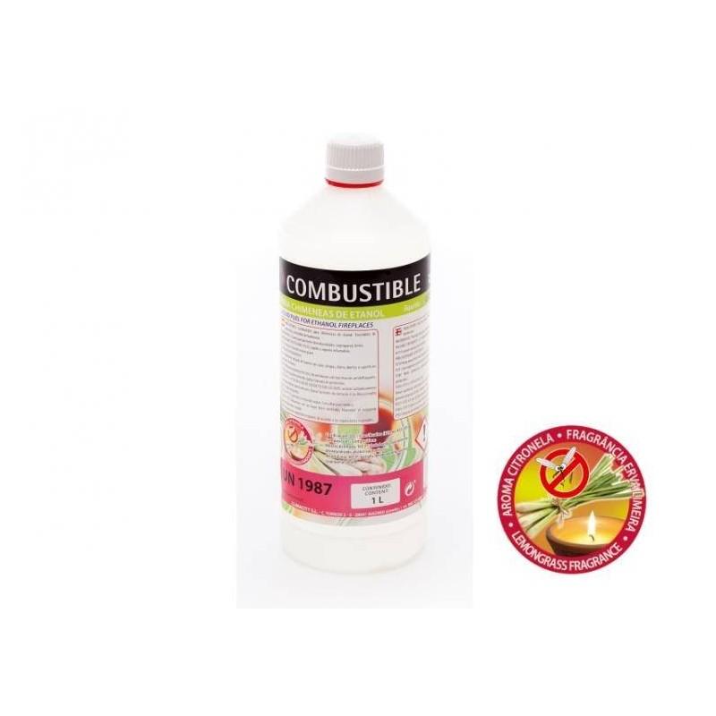 Bioetanol repelente de mosquitos