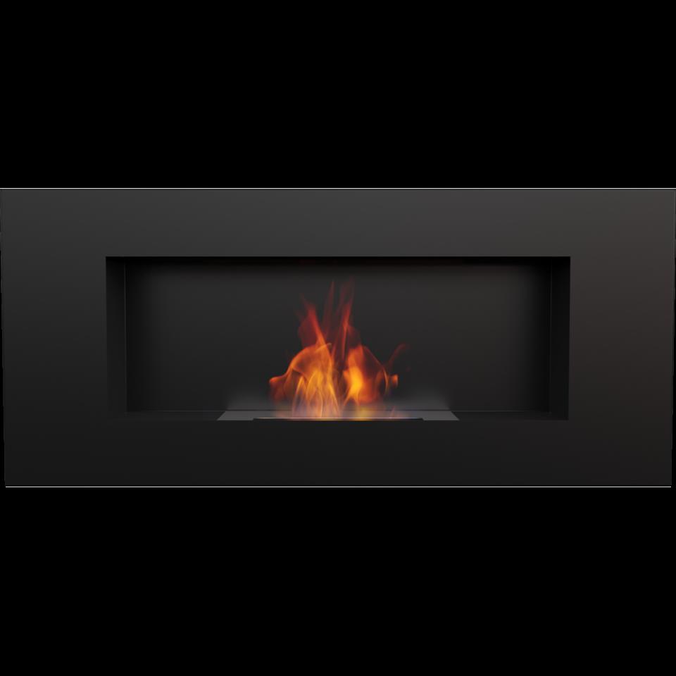 ¿Calientan las chimeneas de bioetanol? - Delta 2 con potencia de 2KW
